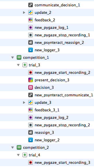 Installing PyGaze on Mac OS X — Forum